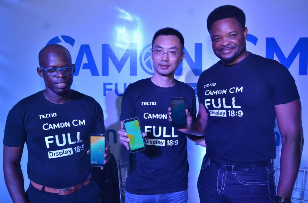 Photo of Tecno Mobile unveils Camon CM with 18:9 Full View Display