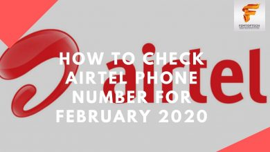Photo of How To Check Airtel Phone Number For February 2020