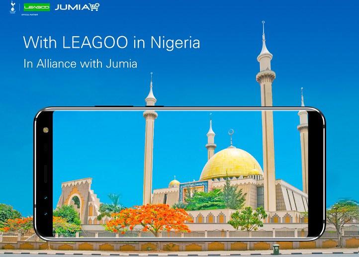 Photo of LEAGOO Mobile enters Nigeria Via Jumia Online