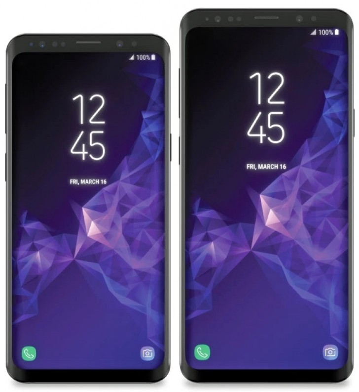 Photo of Samsung Galaxy S9 and S9 Plus Leaked Images With Release Date