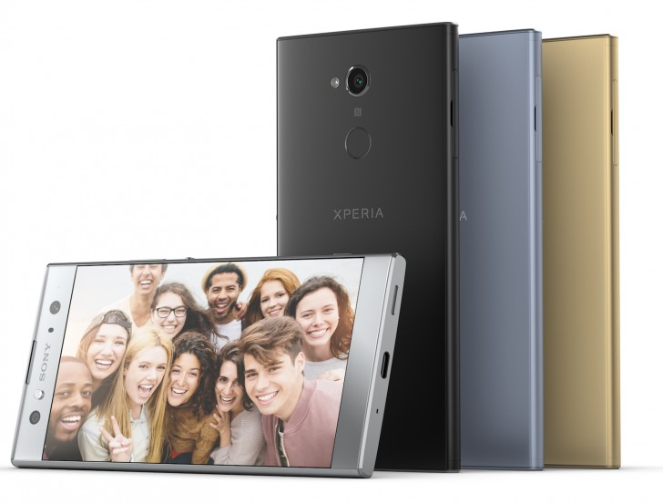 Photo of Sony unveils Xperia XA2 and XA2 Ultra with Snapdragon 630 chips