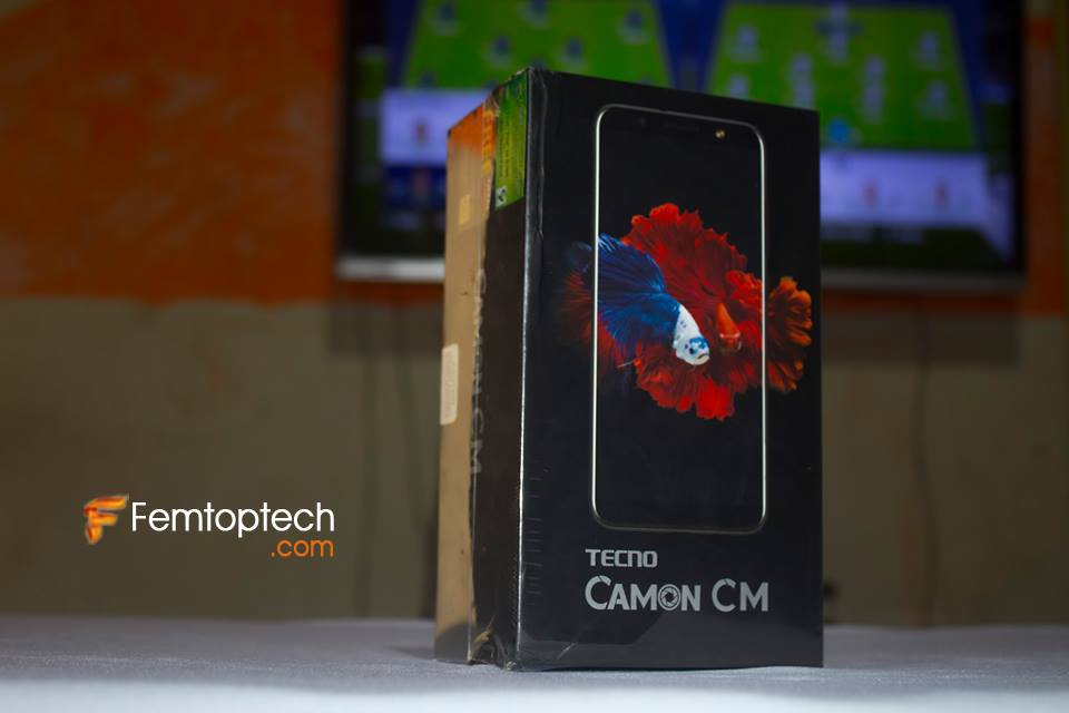 Photo of Tecno Camon CM: Unboxing And First Impression