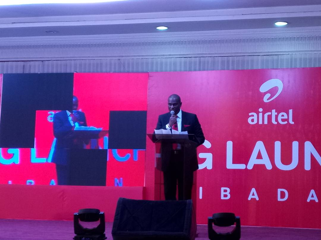 Photo of Finally, Airtel Nigeria launches its first 4G LTE in Ibadan, Nigeria  #Airtel4GThatWorks