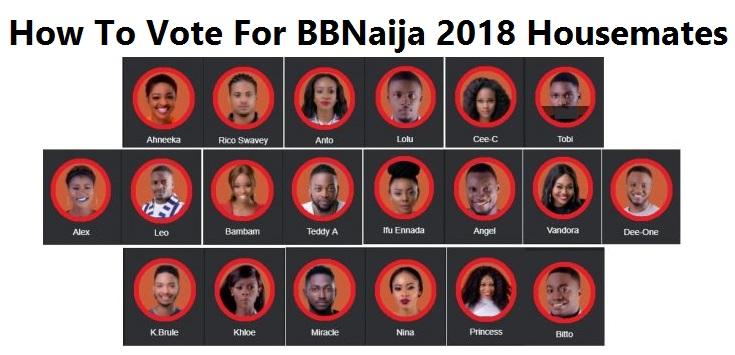 Photo of BBNaija 2018: How To Vote For BBNaija 2018 Housemates (SMS, Mobile & Web)