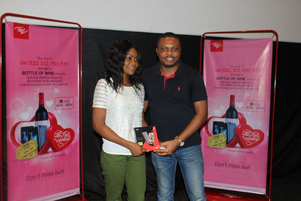 Photo of See How Itel Mobile Treated Fans To A Sensational Valentine's Outing (Photos)