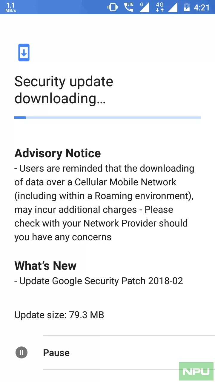 Photo of Nokia 3 and Nokia 8 February Security update roll out has began