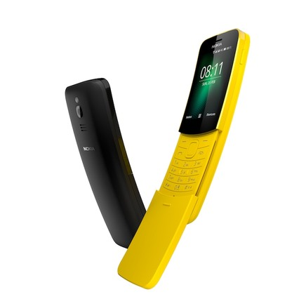 Photo of HMD Global Reborn Iconic Nokia 8110 After 22 Years At MWC 2018