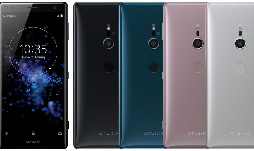 Photo of Sony Xperia XZ2 and XZ2 Compact flagships go official