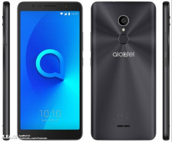 Photo of Alcatel 3C Specifications And Price