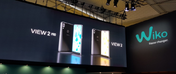 Photo of Wiko Announced View 2 and View 2 Pro With 19:9 Screen Ratio At MWC 2018