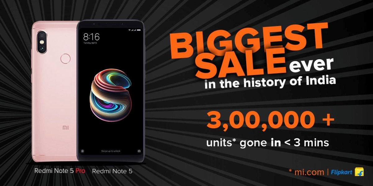 Photo of Xiaomi India just recorded its biggest sales ever