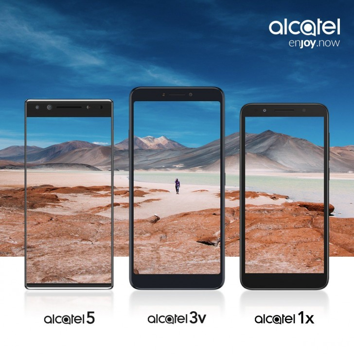 Photo of Alcatel to announce three new Smartphones come February 24