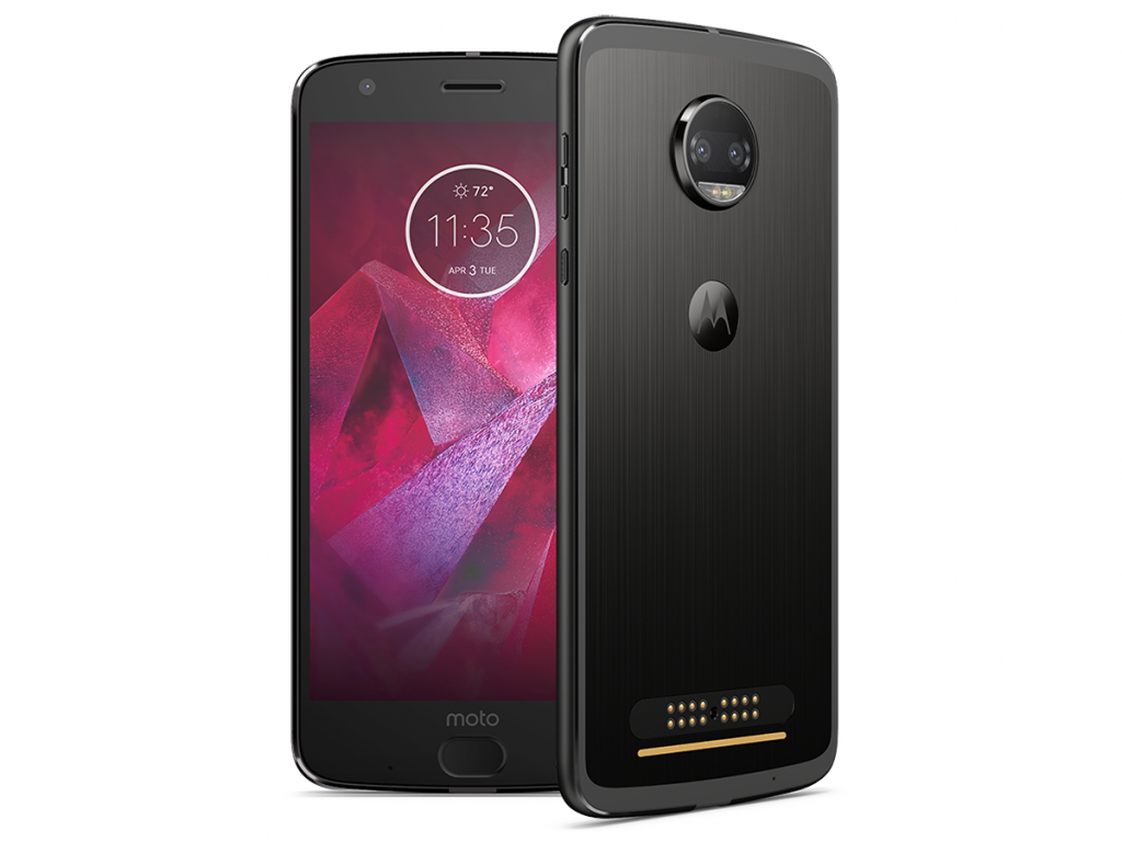 Photo of Limited edition Moto Z2 Force with TurboPower Mod Launched