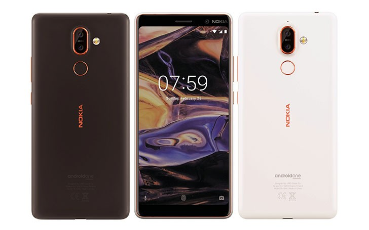Photo of Official Leaked images of Nokia 7 Plus and Nokia 1