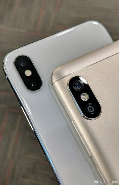 """Photo of iPhone X Look-alike """" Redmi Note 5 Pro"""" To Be Official Today In India"""