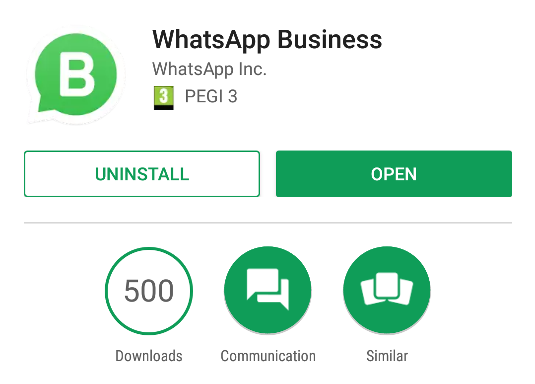 Photo of You Can Now Download Whatsapp Business Here In Nigeria