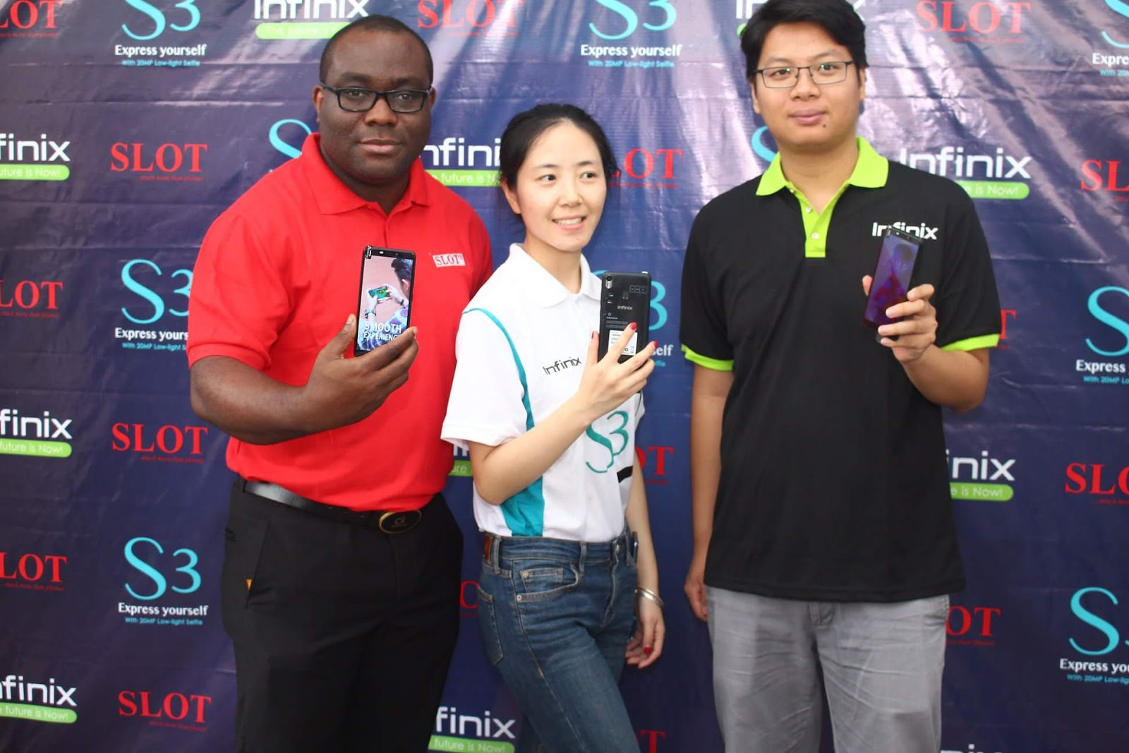 Photo of Infinix Mobile Launches Hot S3 with Face ID, 20-MP Selfie Camera, 18:9 Full View Display In Nigeria