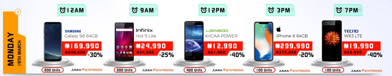 Photo of Jumia Mobile Week Day 1: Leagoo KIICAA Power For N12,990 at 12PM #FlashSales