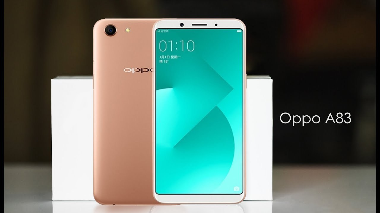 Photo of Oppo A83 Specifications and Price