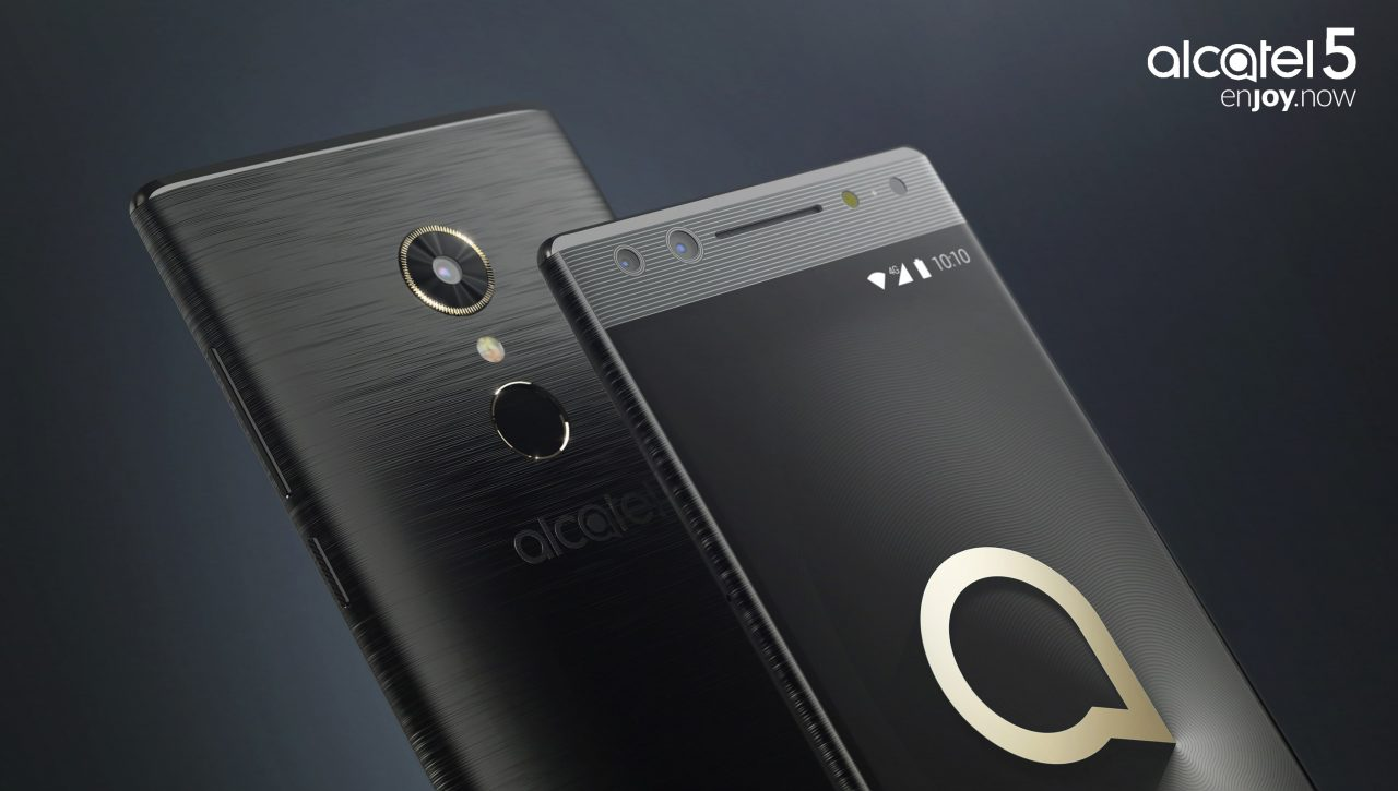 Photo of Alcatel 5 Specifications and Price