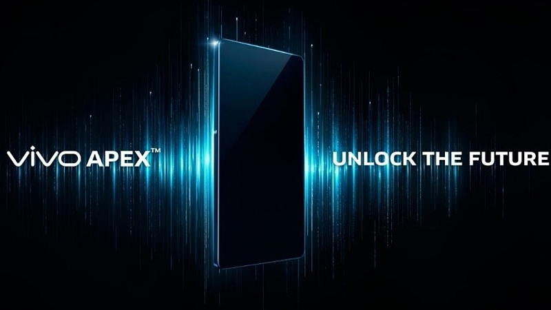 Photo of Vivo APEX FullView Concept Smartphone Unveiled at MWC 2018