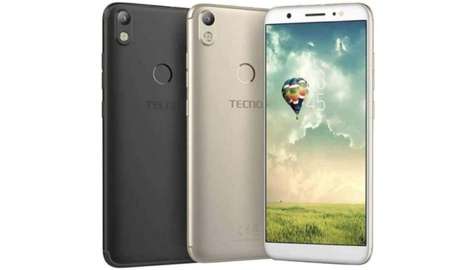Photo of New Tecno Camon i Launched in India