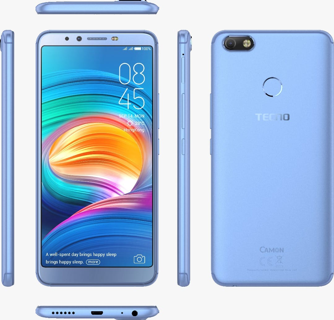 Photo of Tecno Camon X Specifications and Price