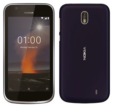 Photo of Nokia 1 (Android Go Edition) Smartphone now available in Nigeria