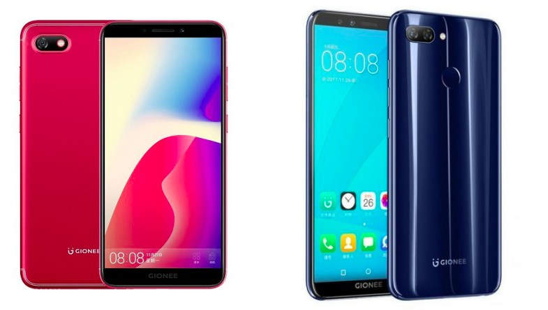 Photo of Gionee Officially launches Gionee S11 Lite and Gionee F205 in India