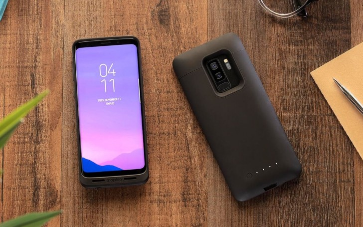 Photo of More battery life for Samsung Galaxy S9 and S9 Plus through Mophie's new battery case
