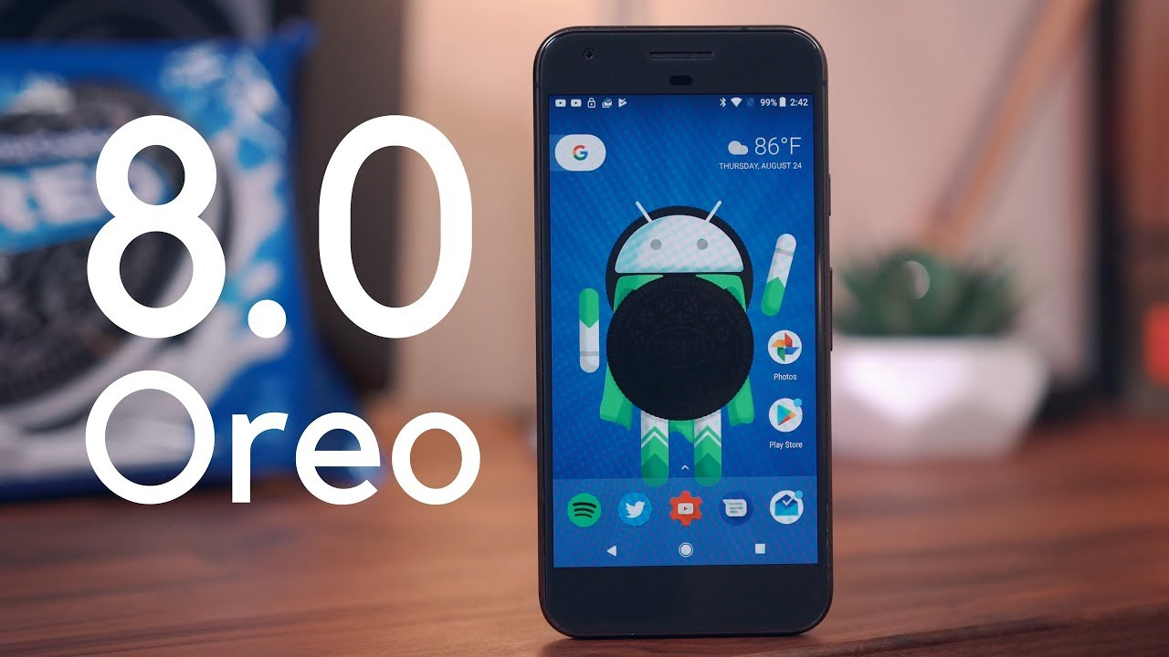 Photo of List of Smartphones Receiving Android 8.0 (Oreo) update