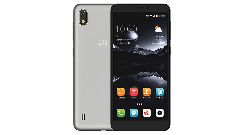 Photo of ZTE A530 With 18:9 Display Launched: See its Specifications and Price