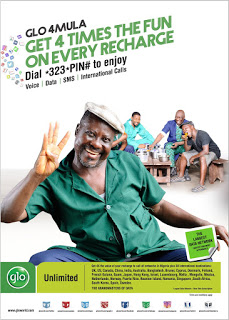 Photo of Get 400% Bonus Of Your Recharge With The New Glo 4X Recharge Bonus Offer
