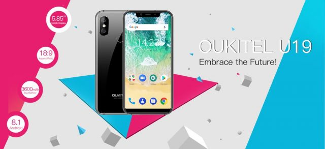 Photo of Apple iPhone X look-alike Oukitel U19 to be launched soon