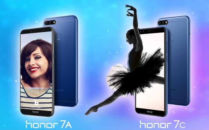 Photo of Huawei Honor 7A and Honor 7C now available in India: Specifications And Price