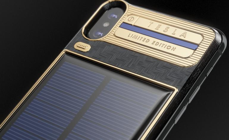 Photo of This iPhone X Tesla comes with solar energy and costs just $4,500 (Around ₦1.7Million)