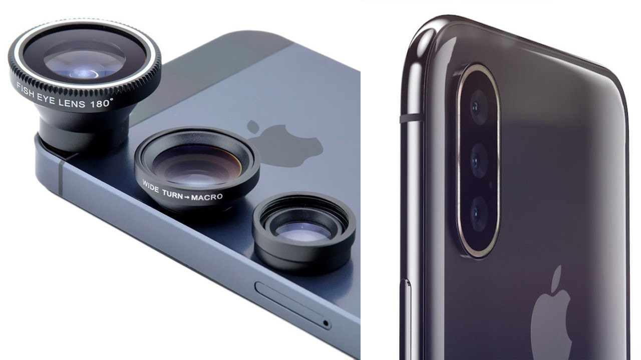 Photo of Next iPhone to have Triple Camera with 3D sensor