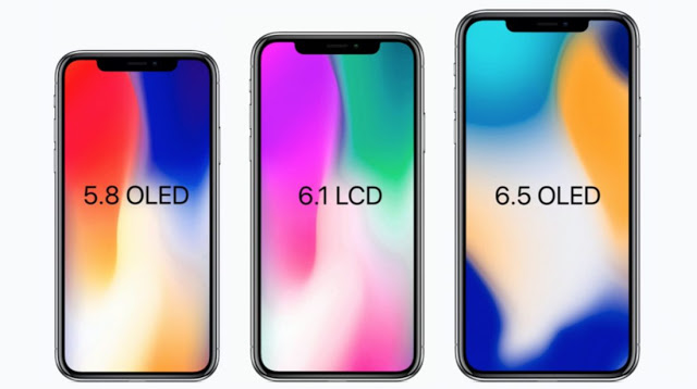 Photo of iPhones for 2018 and larger Apple watch display to be shipped in September