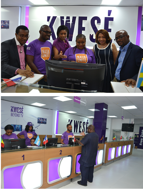 Photo of Kwesé Opens First Ever Experience Center In Nigeria