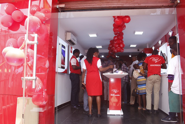 Photo of Itel Mobile launches first ever exclusive store in Nigeria