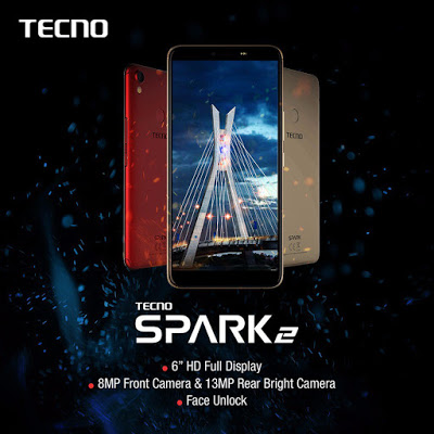 Photo of Tecno Spark 2 Specifications And Price