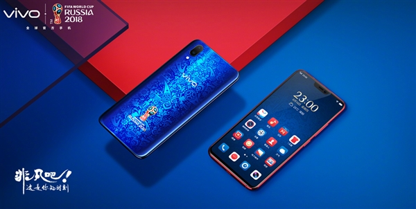 Photo of Vivo X21 FIFA World Cup Edition Smartphone is now on sale