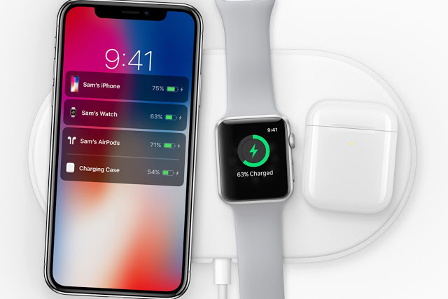 Photo of Apple's Wireless Charger to be expected on or before September