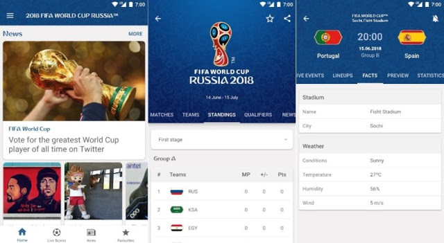 Photo of Top 5 World Cup Apps on Android for an exciting experience