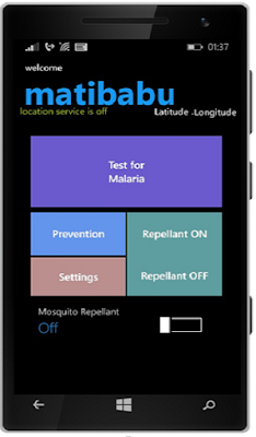 Photo of Matibabu mobile App: Test for Malaria without extracting Blood