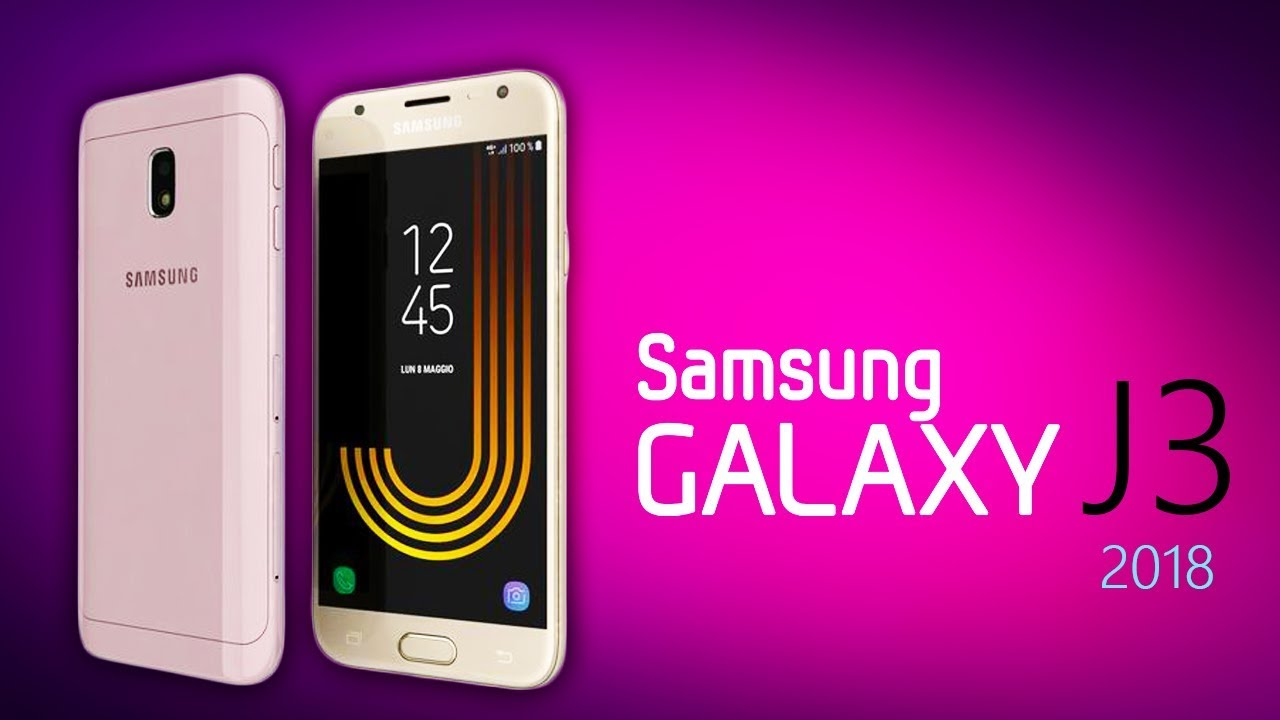 Photo of Samsung  Galaxy J3 (2018) Specifications and Price