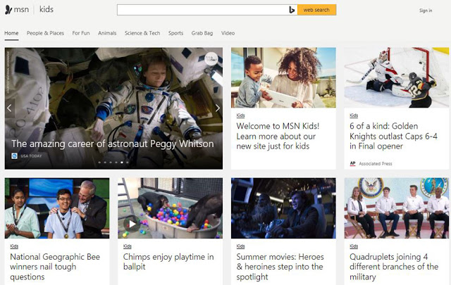 Photo of Microsoft launches a Safe Website for Kids