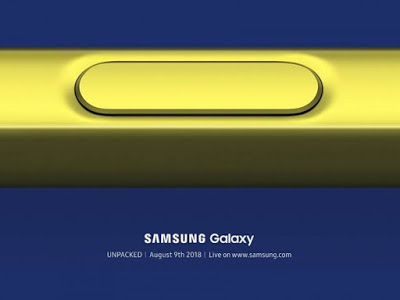 Photo of Samsung set to launch the Galaxy Note 9 by August 9
