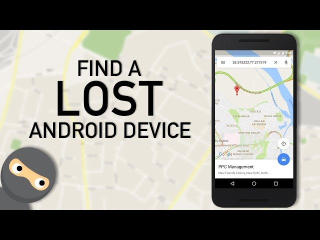 Photo of See new Five (5) Methods Google can use to find your lost Android Smartphone