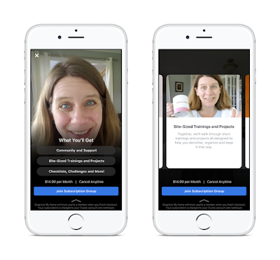 Photo of Facebook Introduces Subscription Groups for Admins aimed to help them earn cash